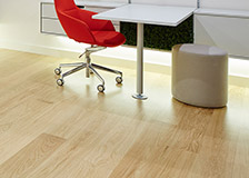Real wood engineered Grey Oak flooring