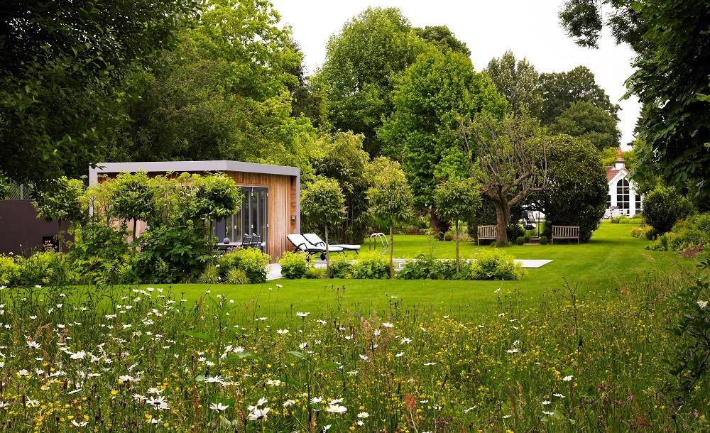 Garden studio from Rooms Outdoor