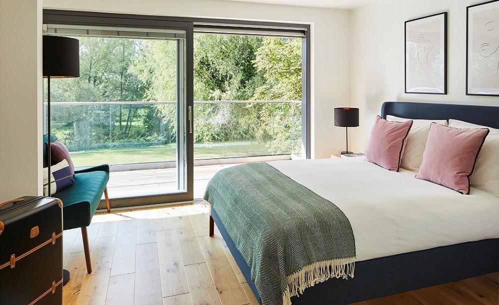 Garden bedroom by Rooms Outdoor