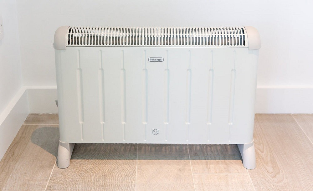 Standard covector heater for garden studios