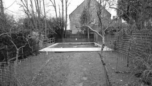 Foundations bespoke garden gym