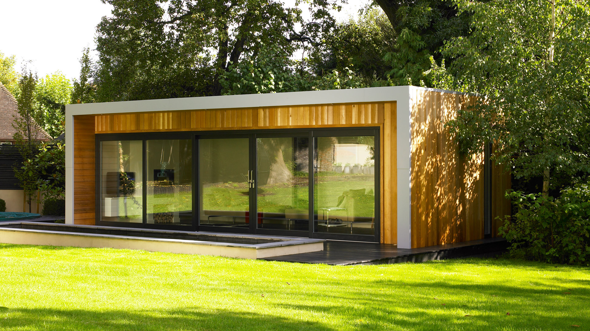 Garden Annexe by Rooms Outdoor