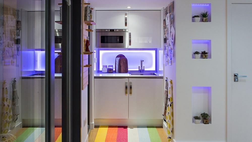 Rooms Outdoor kitchenette London showroom