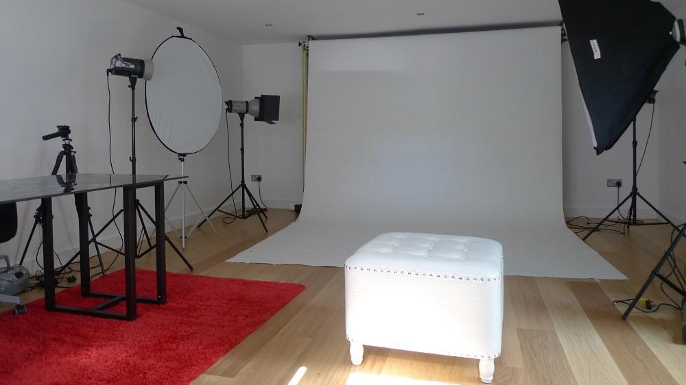 Photographer's garden studio in London