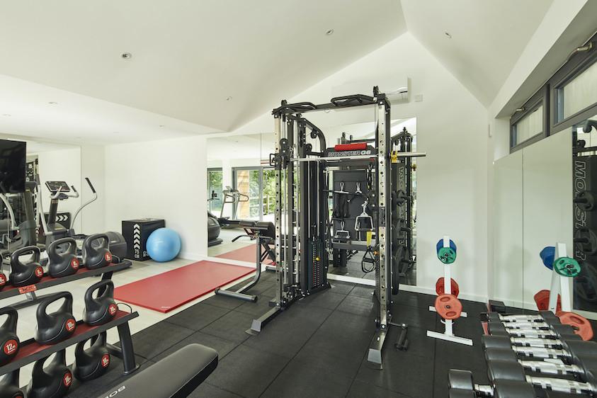 RDX home gym garden room fitness