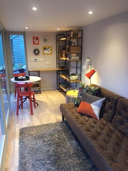 Bespoke garden office by Rooms Outdoor